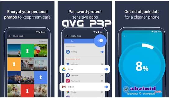 avg anti virus android security