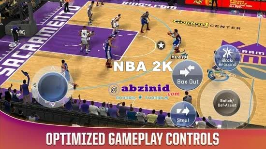 nba 2k20 control buttons