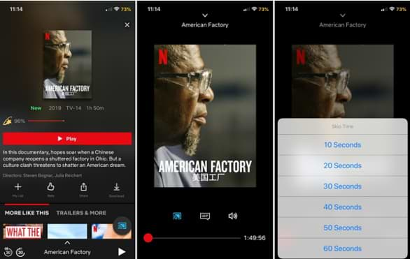 Netflix streaming movies mod app