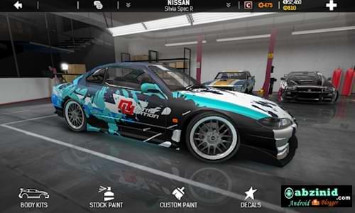 Nitro Nation Car Racing mod apk