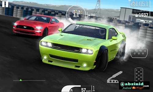 download Nitro Nation Car Racing mod apk