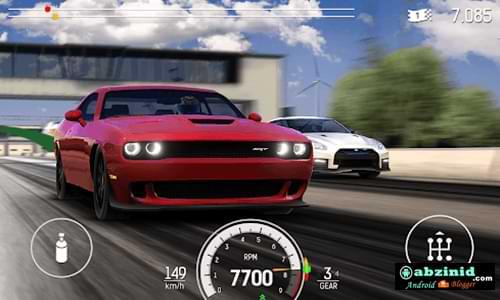 Nitro Nation Car Racing offline