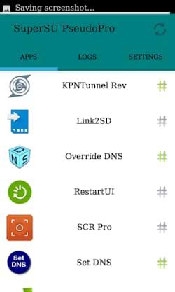 grand root access via supersu