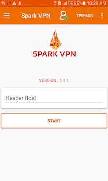 spark vpn screenshot 1