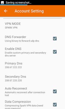 spark vpn screenshot 5
