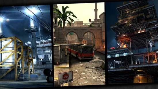 free Sniper strike apk android game