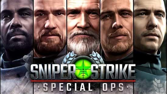 Sniper strike apk