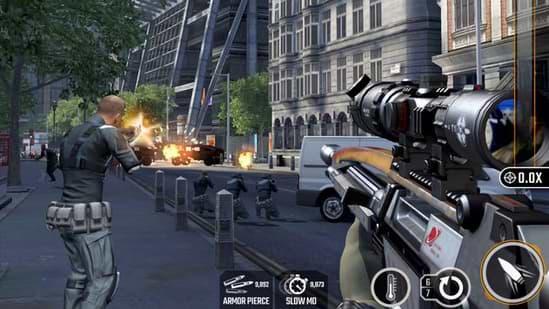 Sniper strike download apk